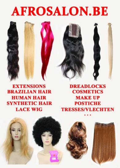 Salon de coiffure afrosalon extensions weave wigs for Salon de coiffure dreadlocks